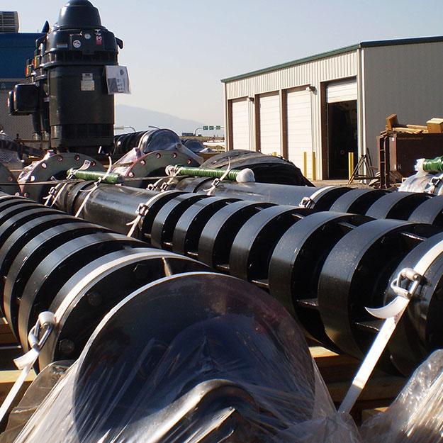 Deep Well Line Shaft Pumps