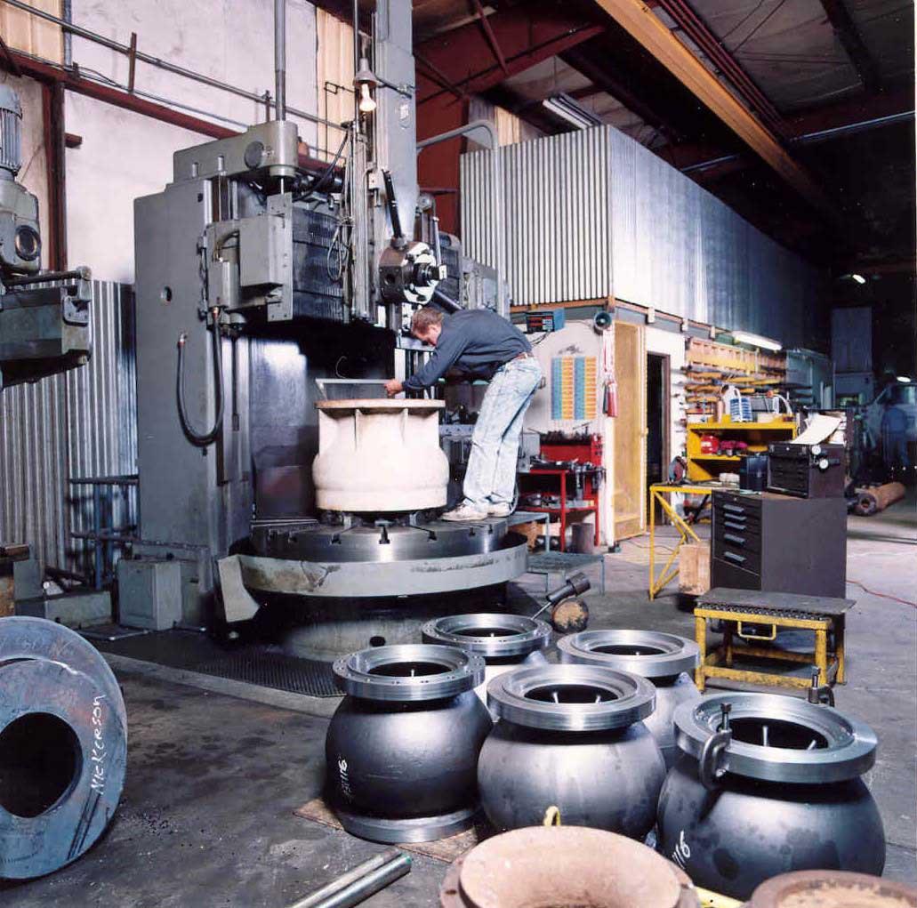 service machine shop