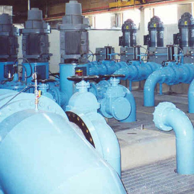 Pump repair services nickerson company inc for Electric motor repair salt lake city
