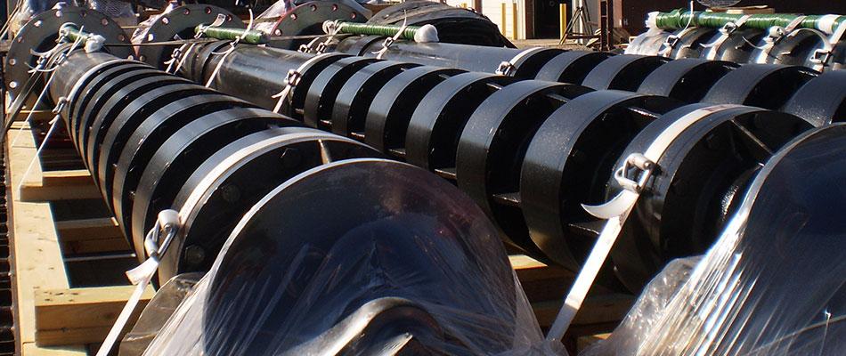 Deep-Well-Line-Shaft-Pump
