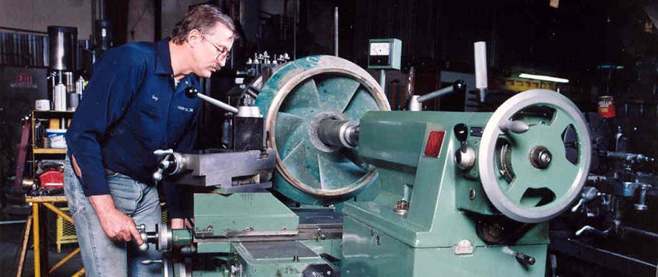 Machine Shop Services Nickerson Company Inc