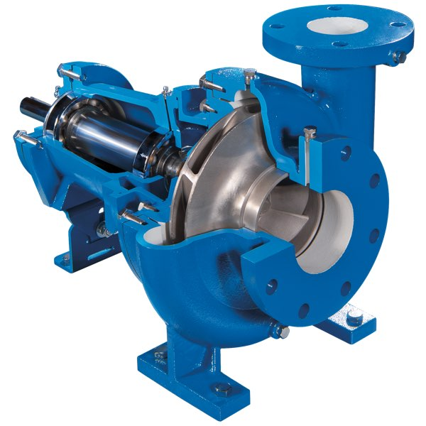 Aurora pump, 3800 series single stage end suction pump