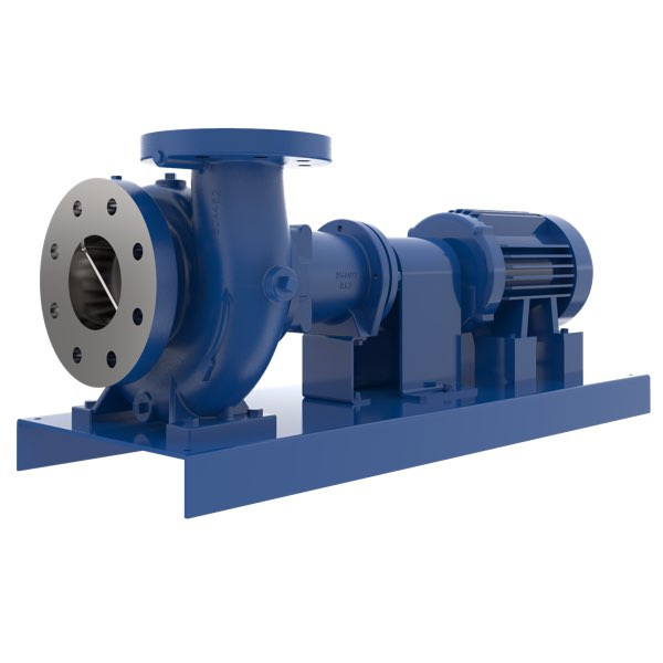 Aurora pump model 3804 end suction pump