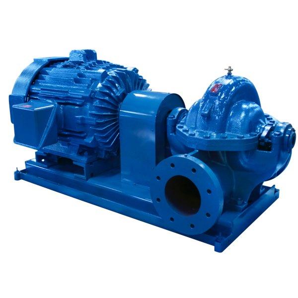 Aurora pump 411 model horizontal split case