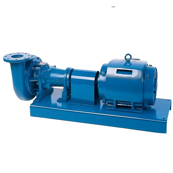 Aurora pump model 344A single stage end suction