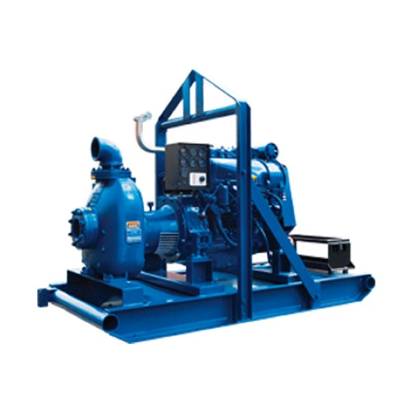 80 Series® pumps are designed for non-stop workloads. The straight-in-suction design of these high-efficiency pumps guarantees quick, positive self-priming and allows them to operate at high suction levels than most other self-priming centrifugal pumps.