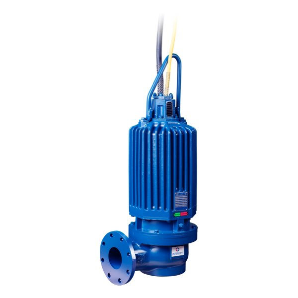 The Gorman‐Rupp Infinity brand of SF Series vortex pumps provide superior pumping efficiency while maintaining a 3‐inch (76.2 mm) spherical solids passage.