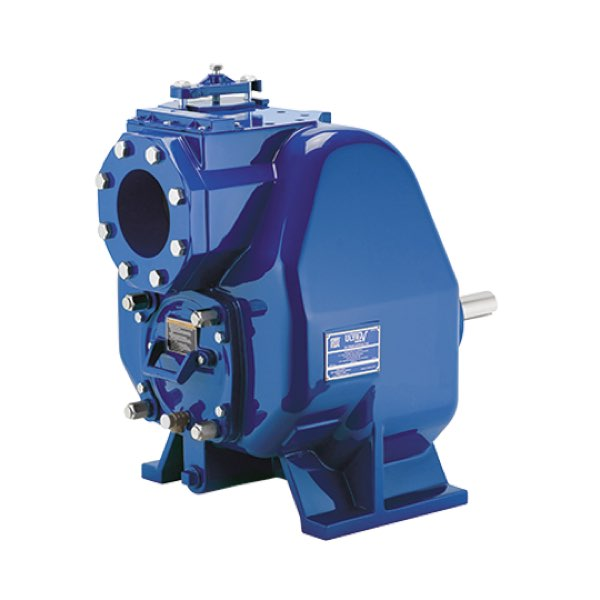 The Ultra V Series and VS Series solids-handling, self-priming centrifugal trash pumps offer up to three times the pressure and up to 60% more flow.